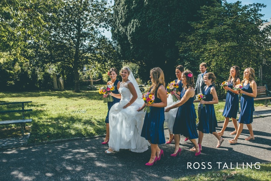 Wedding Photography Cornwall Polkerris Beach by Ross Talling Hollie & George_0030