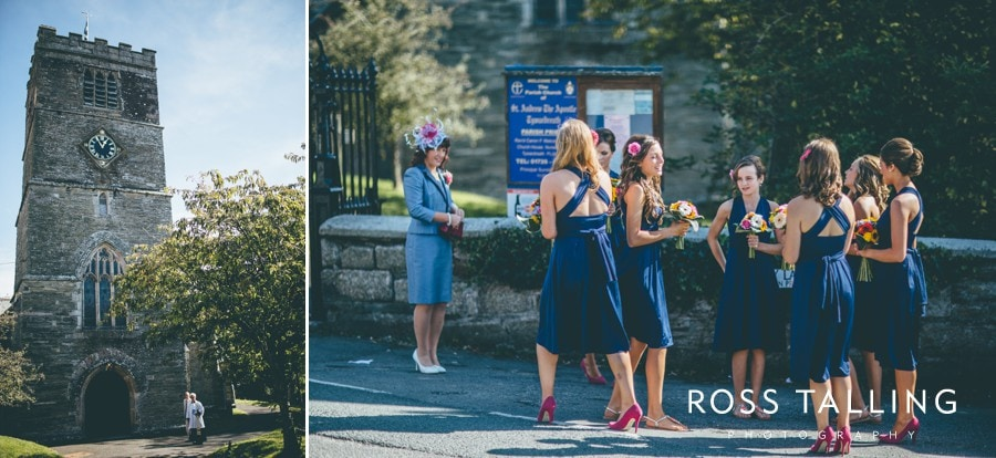 Wedding Photography Cornwall Polkerris Beach by Ross Talling Hollie & George_0029
