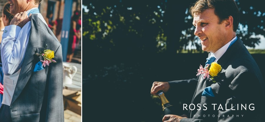 Wedding Photography Cornwall Polkerris Beach by Ross Talling Hollie & George_0026