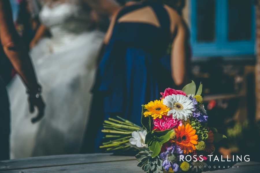 Wedding Photography Cornwall Polkerris Beach by Ross Talling Hollie & George_0025