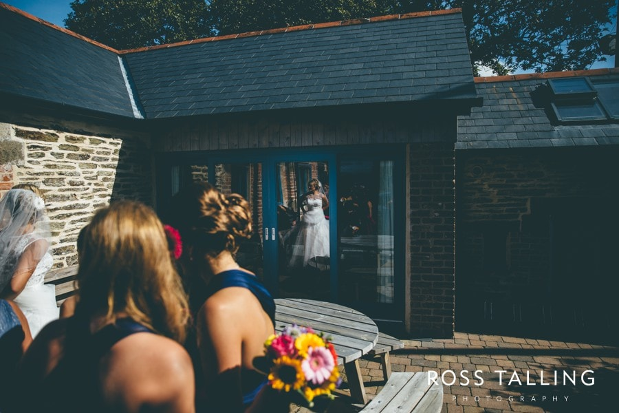 Wedding Photography Cornwall Polkerris Beach by Ross Talling Hollie & George_0023