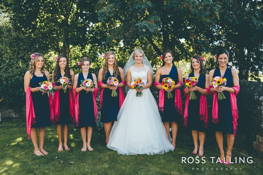 Wedding Photography Cornwall Polkerris Beach by Ross Talling Hollie & George_0021