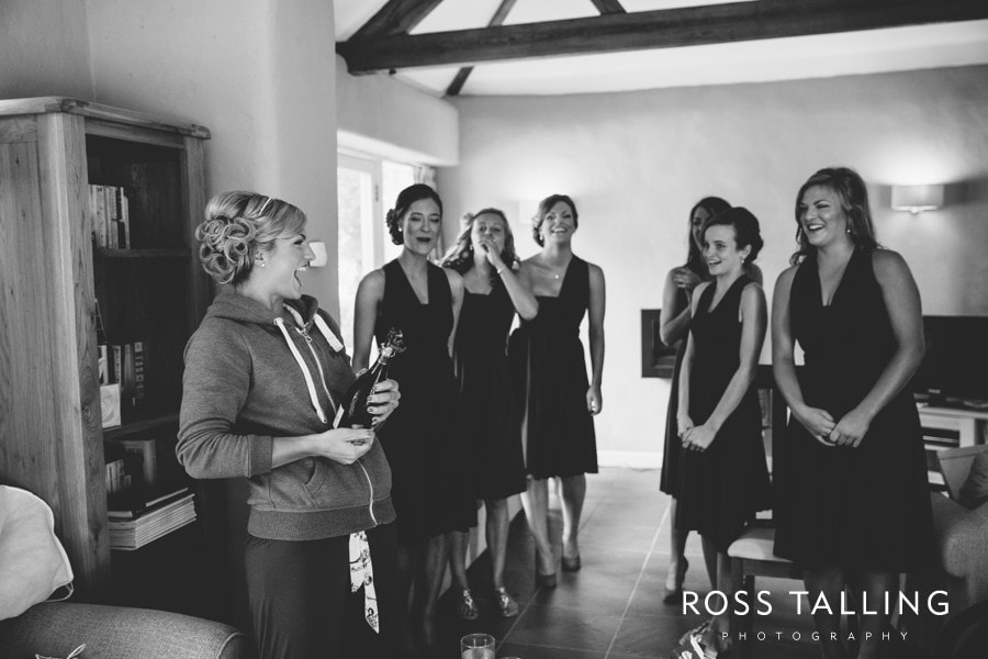 Wedding Photography Cornwall Polkerris Beach by Ross Talling Hollie & George_0010