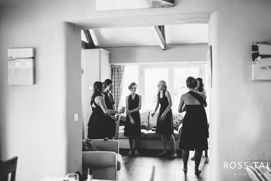 Wedding Photography Cornwall Polkerris Beach by Ross Talling Hollie & George_0002