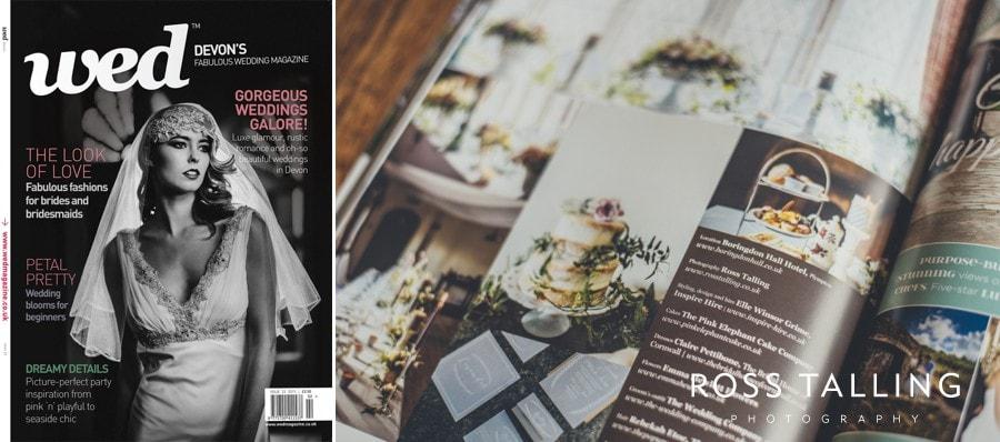 Press Feature – Wed Mag  :: Boringdon Hall