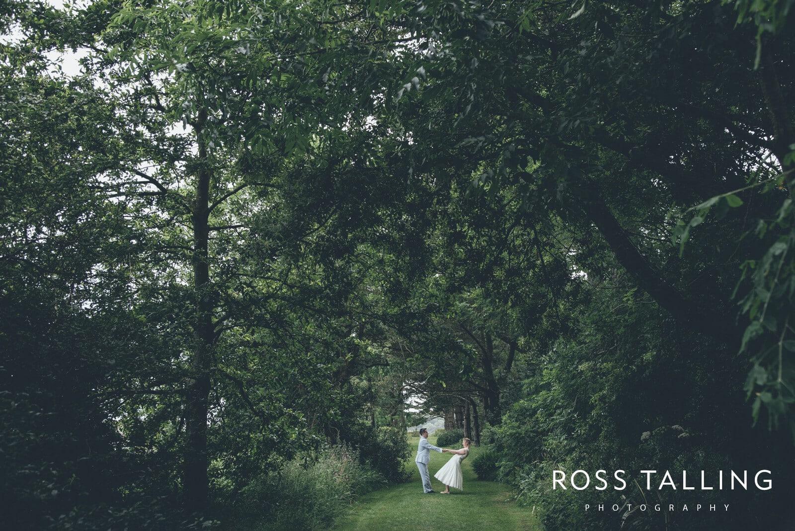 Fowey Hall Wedding Photography :: Beth & Tom