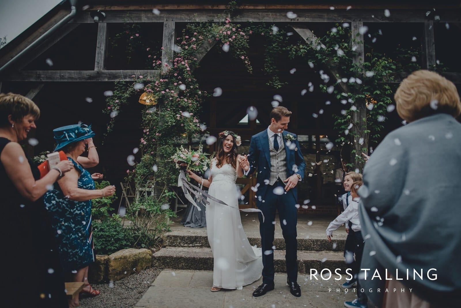 Melanie & Sean's Nancarrow Farm Wedding