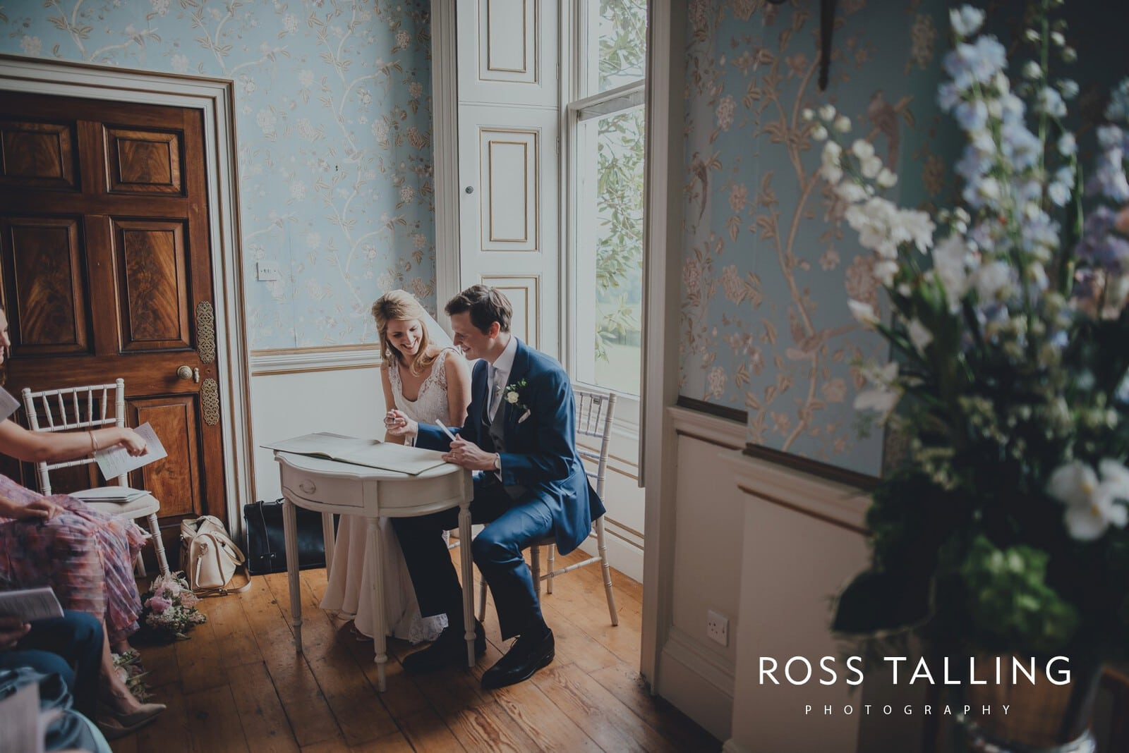 Pynes House Wedding Photography Devon_0044