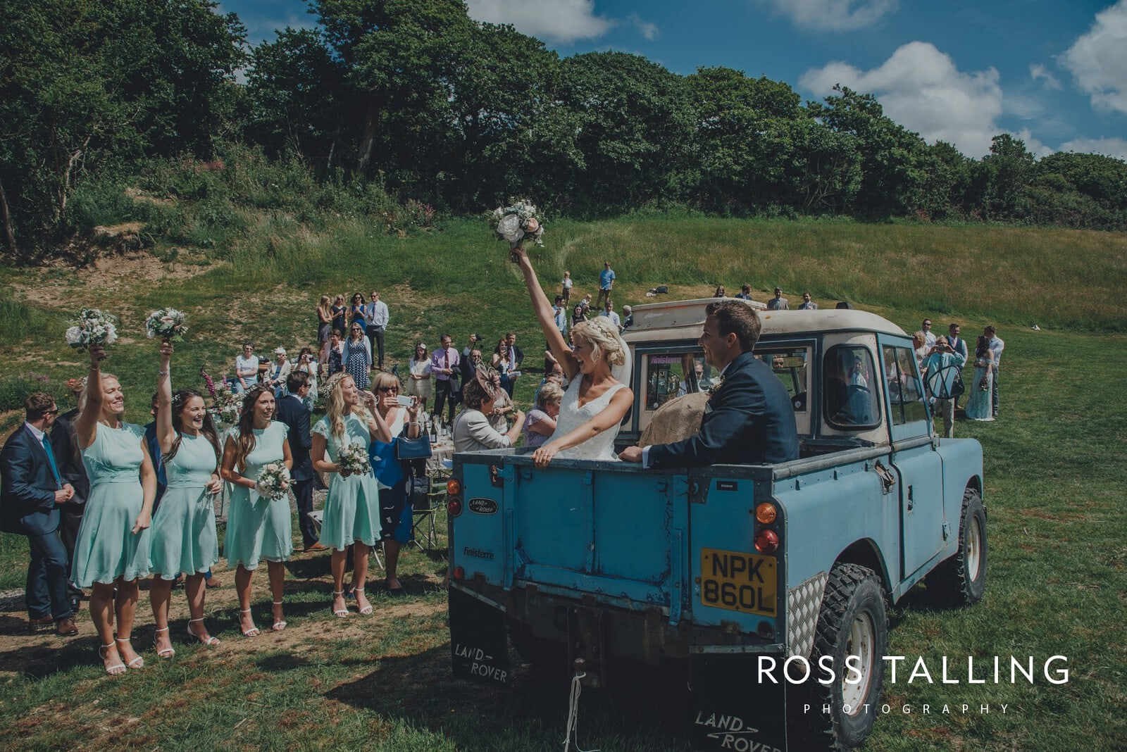 Nancarrow Farm Wedding Photography Cornwall_0107