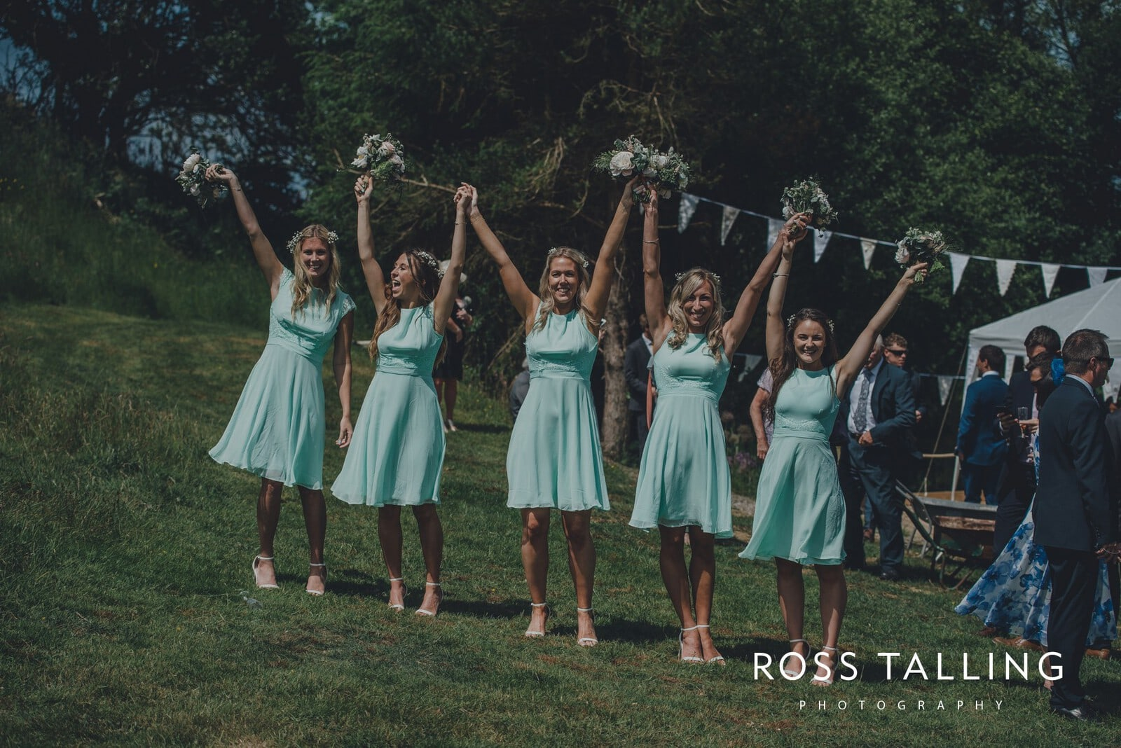 Nancarrow Farm Wedding Photography Cornwall_0110