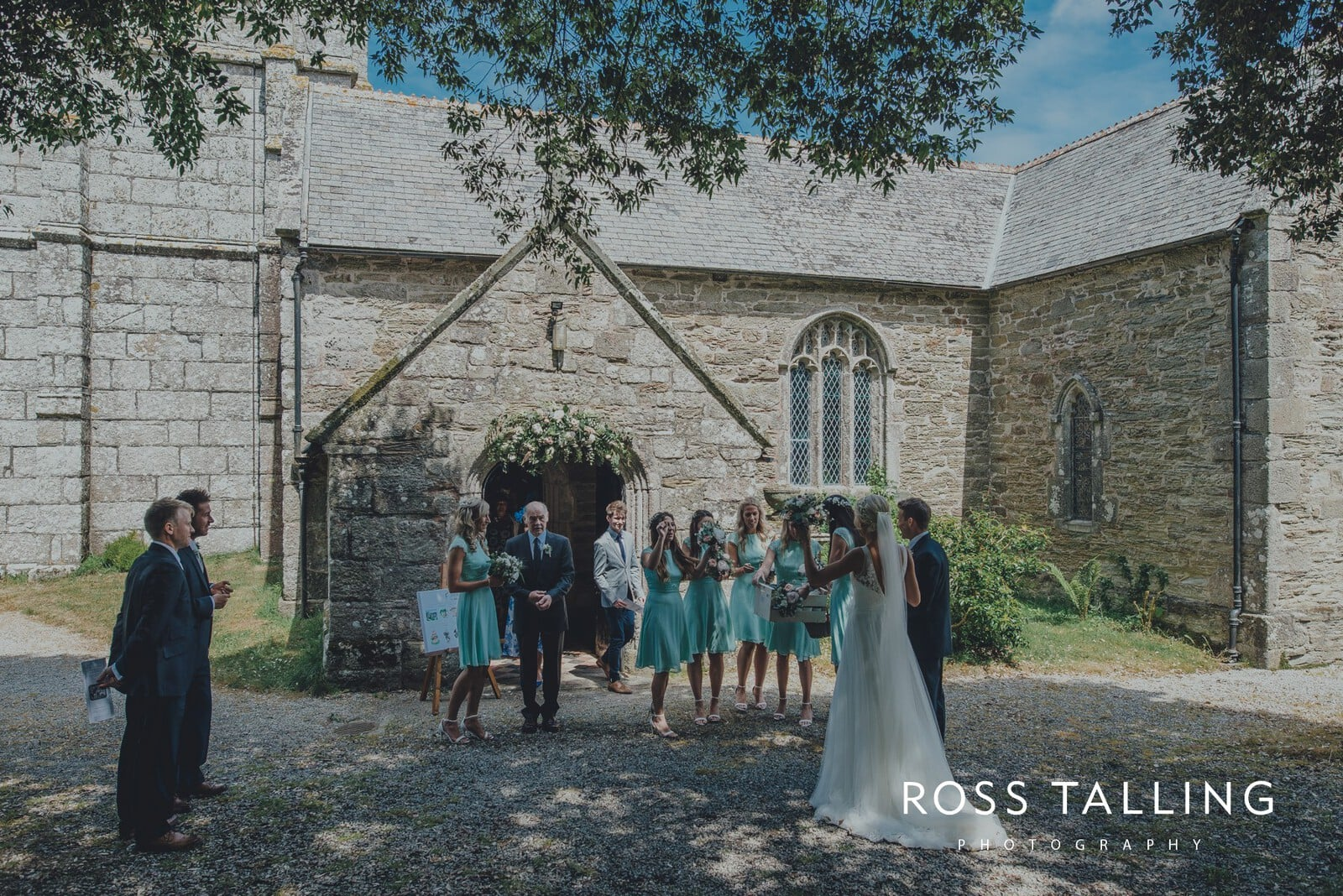 Nancarrow Farm Wedding Photography Cornwall_0077