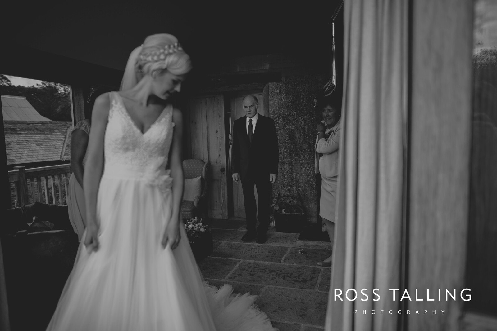 Nancarrow Farm Wedding Photography Cornwall_0035