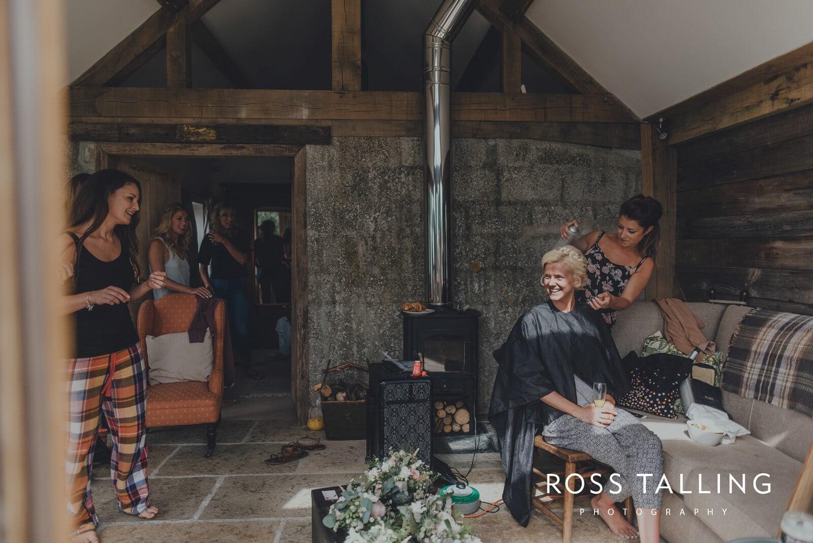 Nancarrow Farm Wedding Photography Cornwall_0007