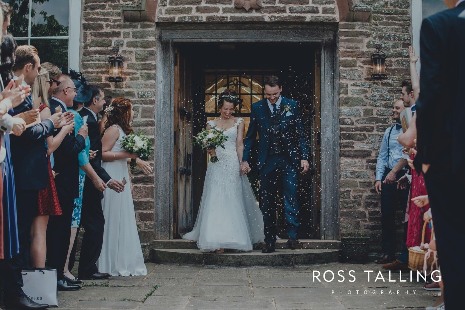 Dewsall Court Wedding Photography Hereford_0112