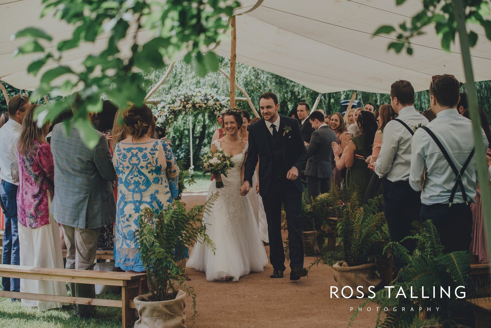 Dewsall Court Wedding Photography Hereford_0103