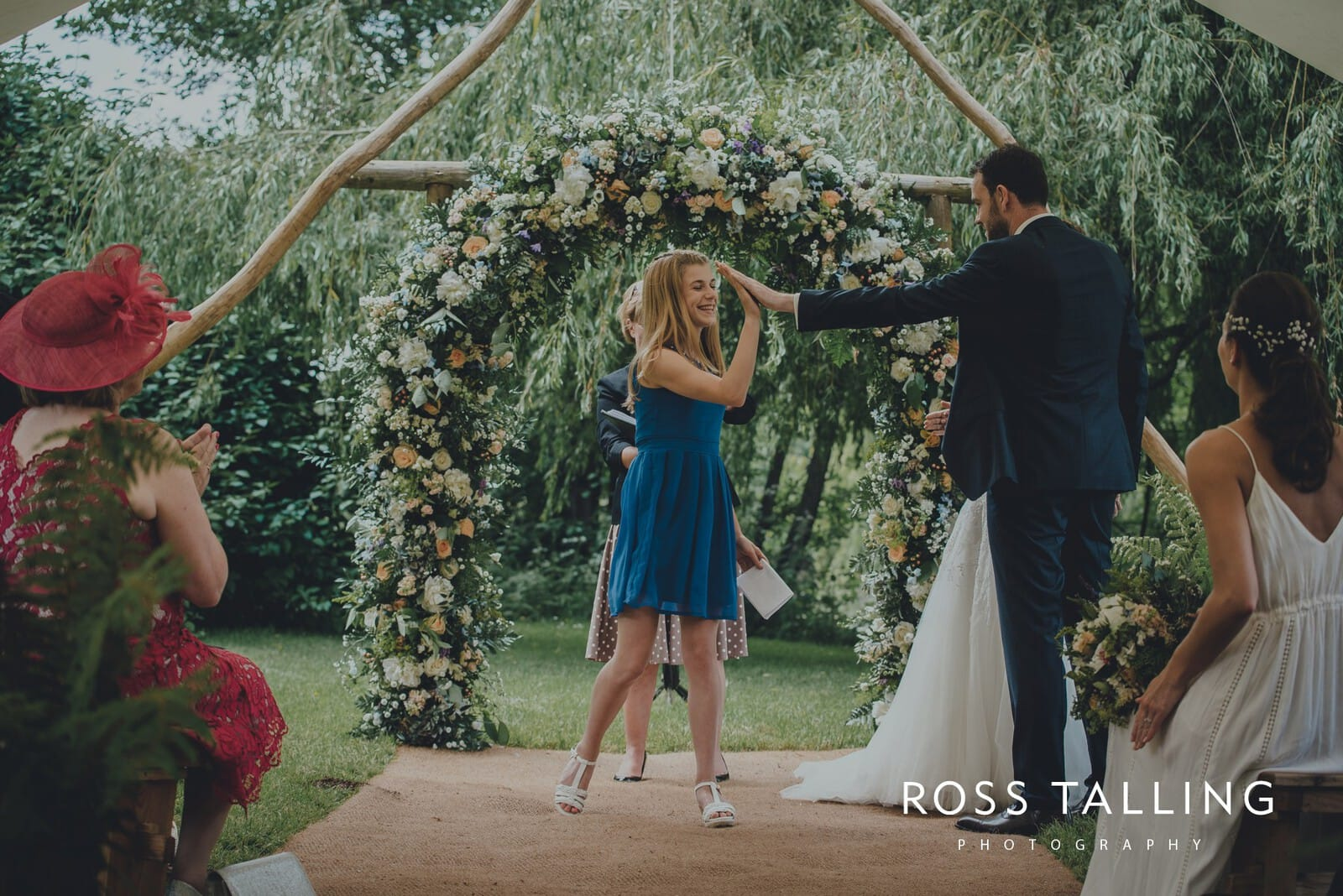 Dewsall Court Wedding Photography Hereford_0088