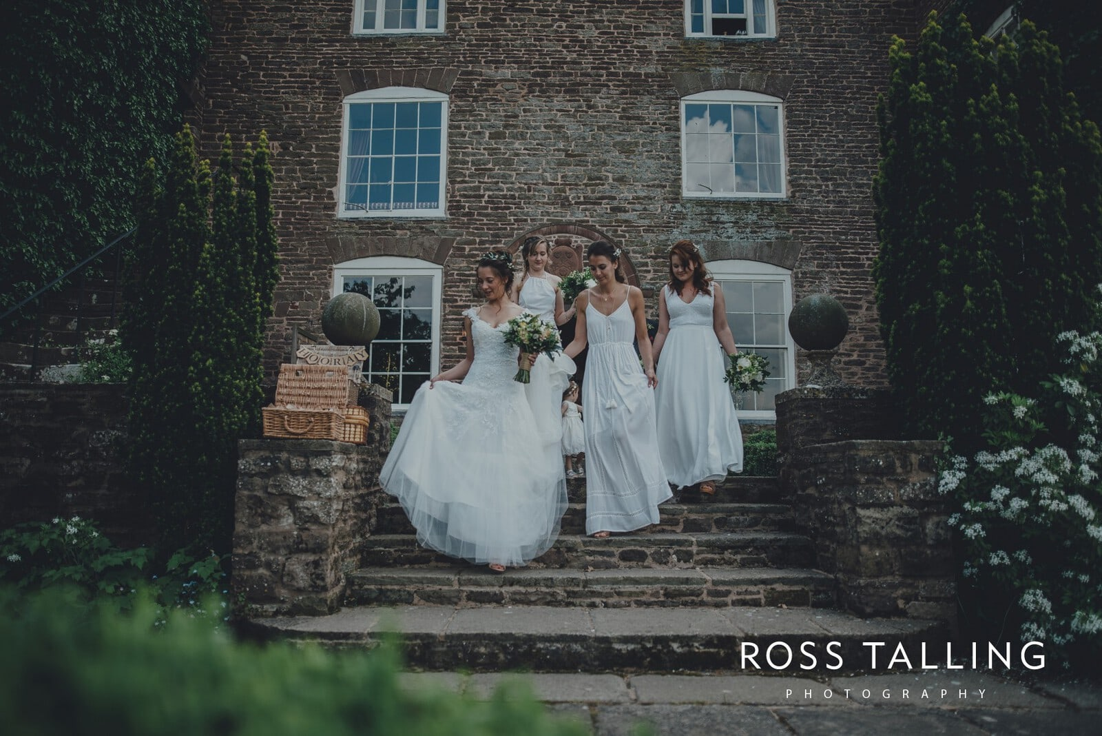 Dewsall Court Wedding Photography Hereford_0062