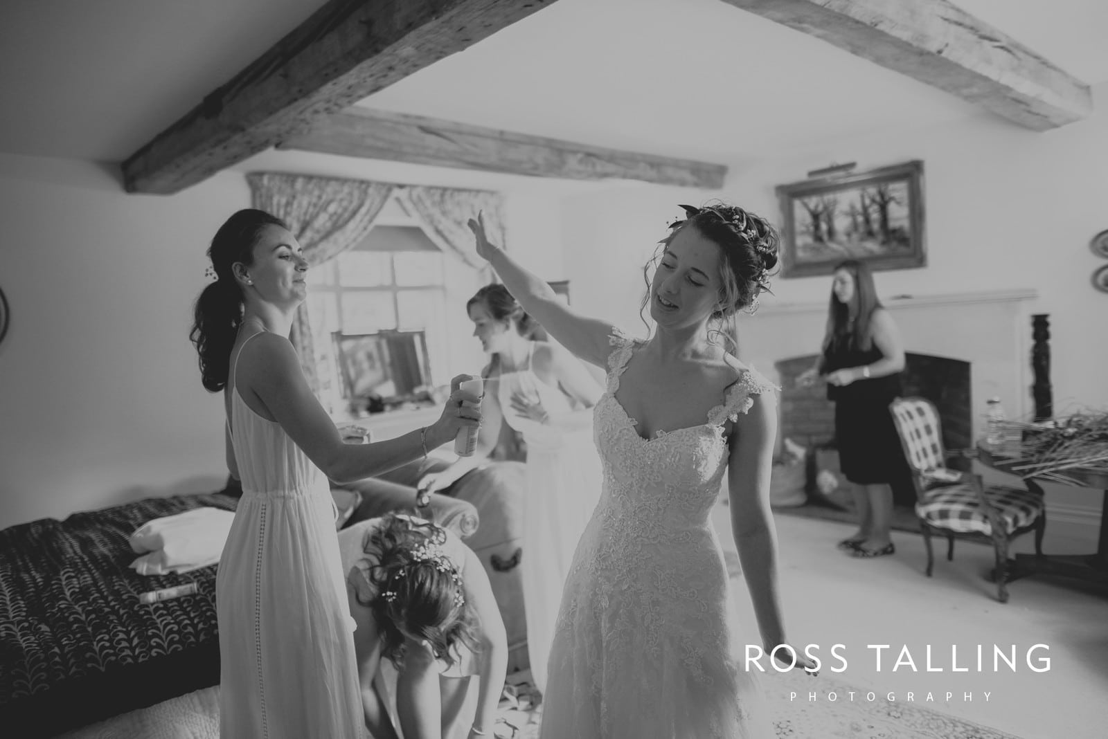 Dewsall Court Wedding Photography Hereford_0046