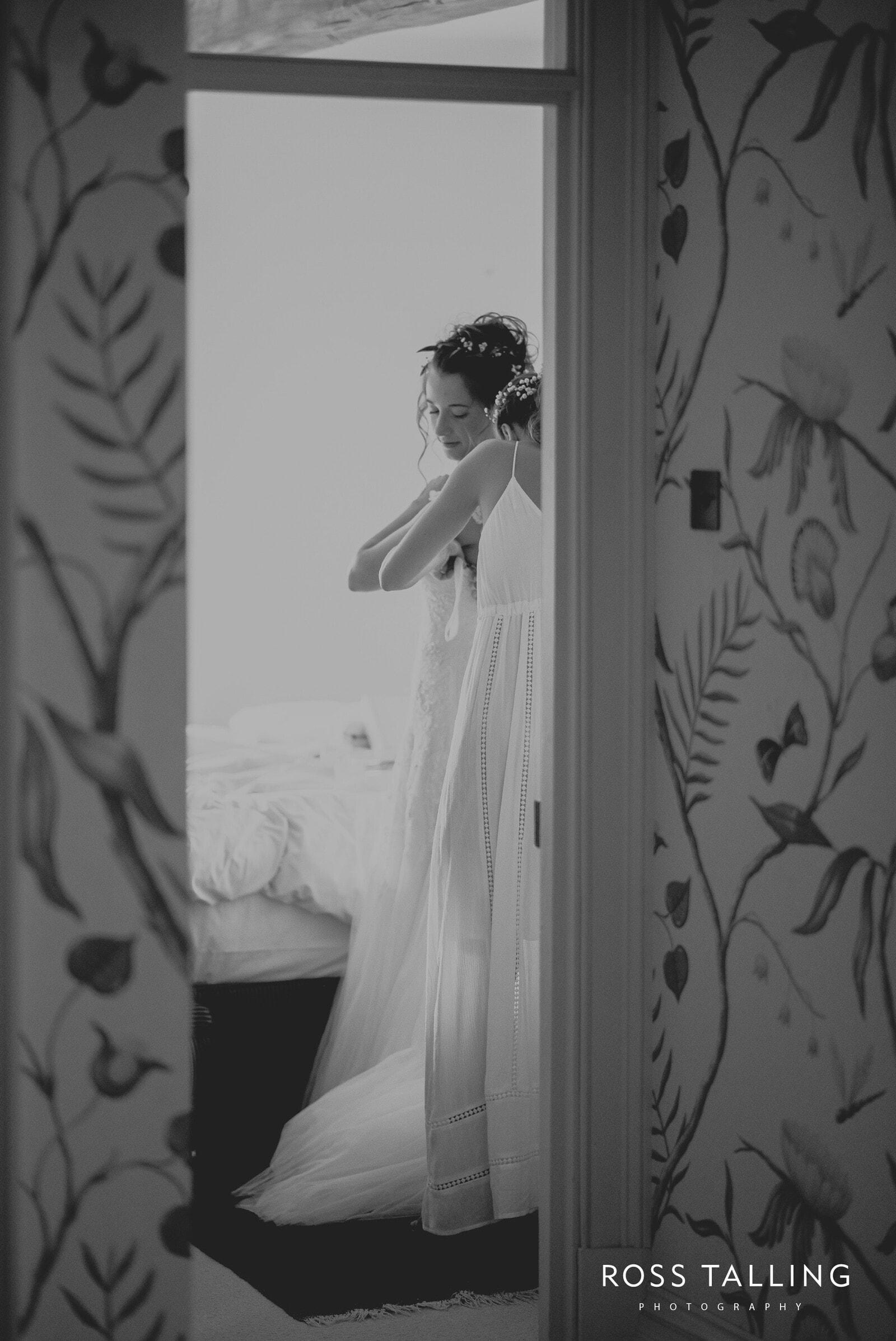 Dewsall Court Wedding Photography Hereford_0042