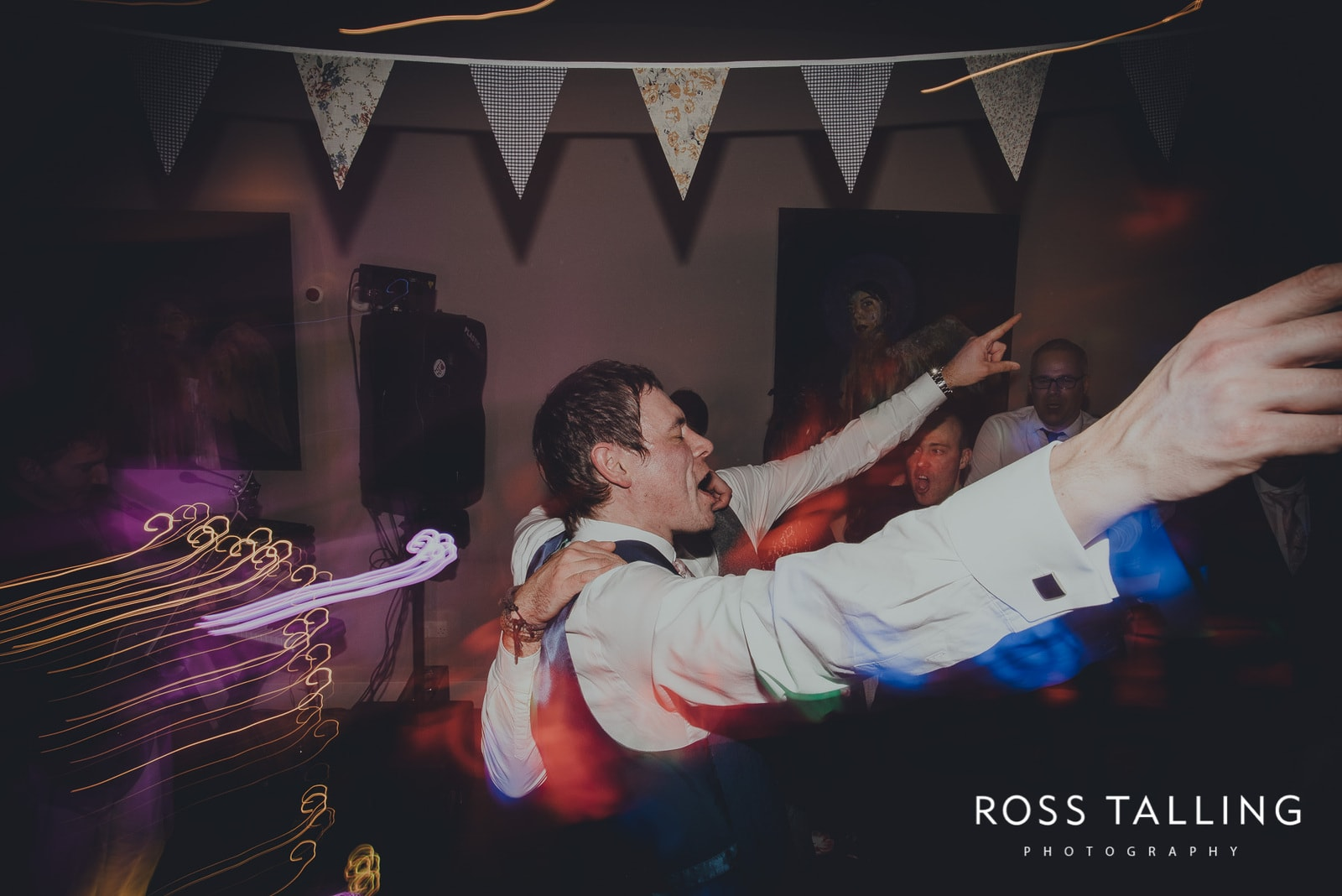 Fowey Hall Wedding Photography Cornwall-217