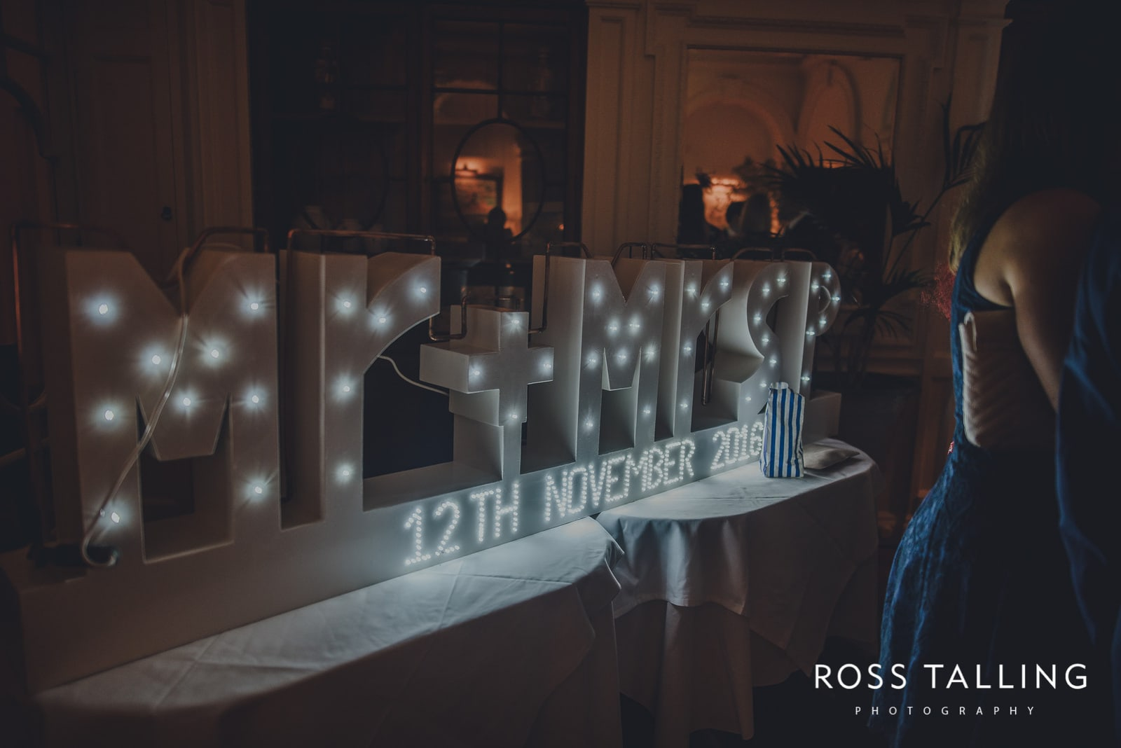 Fowey Hall Wedding Photography Cornwall-205
