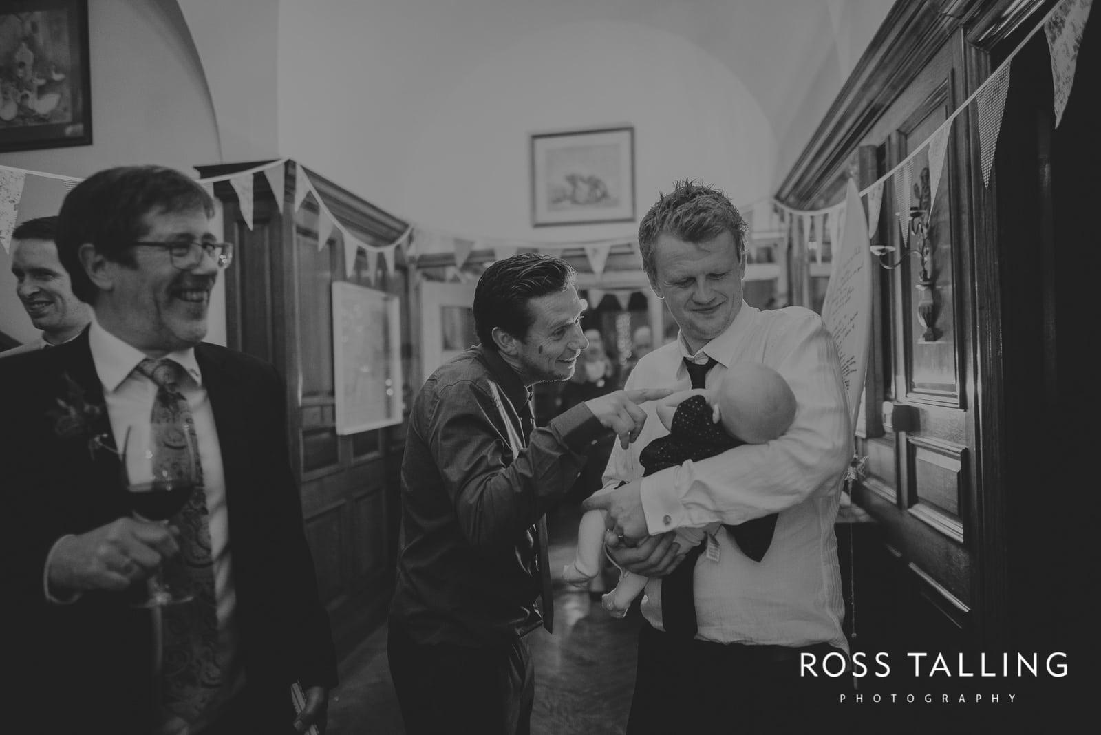 Fowey Hall Wedding Photography Cornwall-195