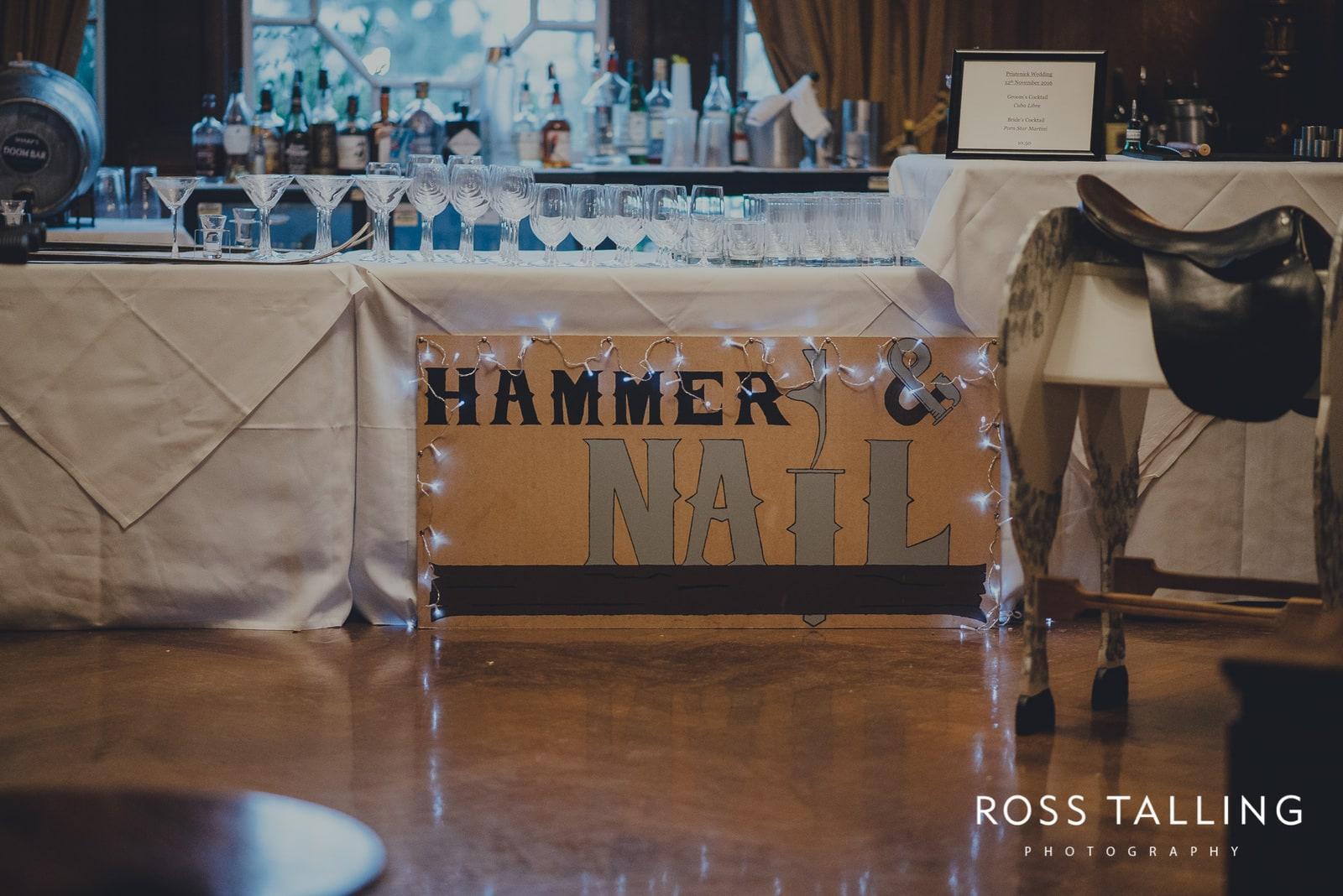Fowey Hall Wedding Photography Cornwall-174