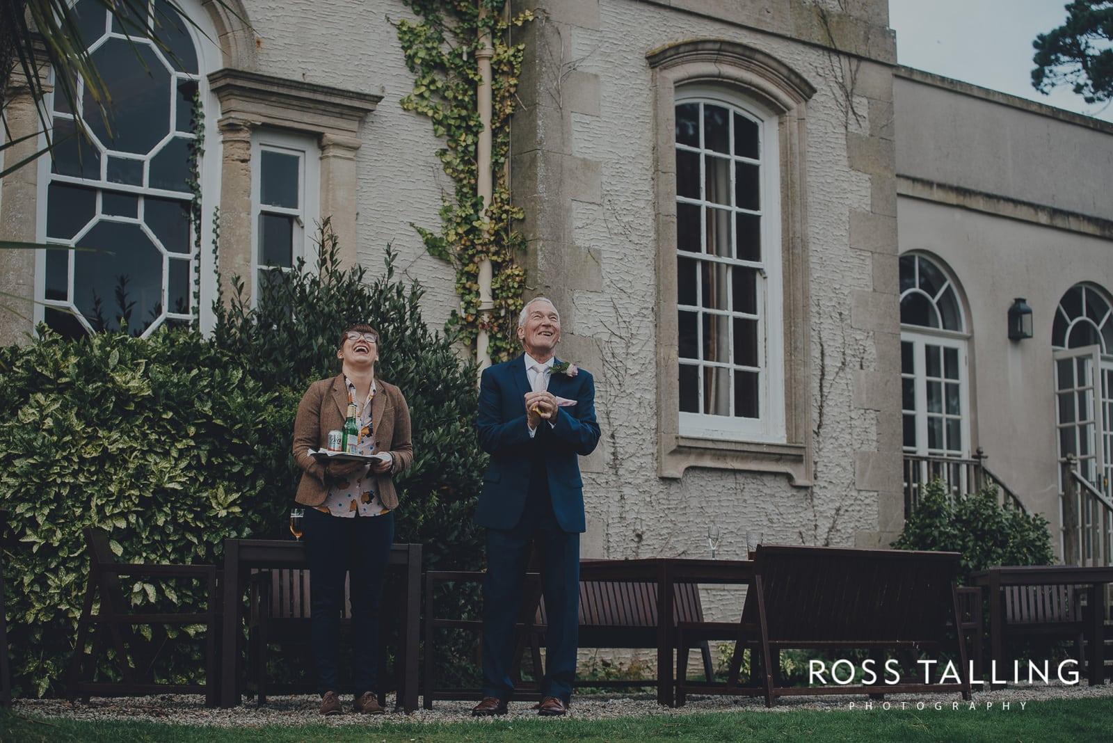 Fowey Hall Wedding Photography Cornwall-153