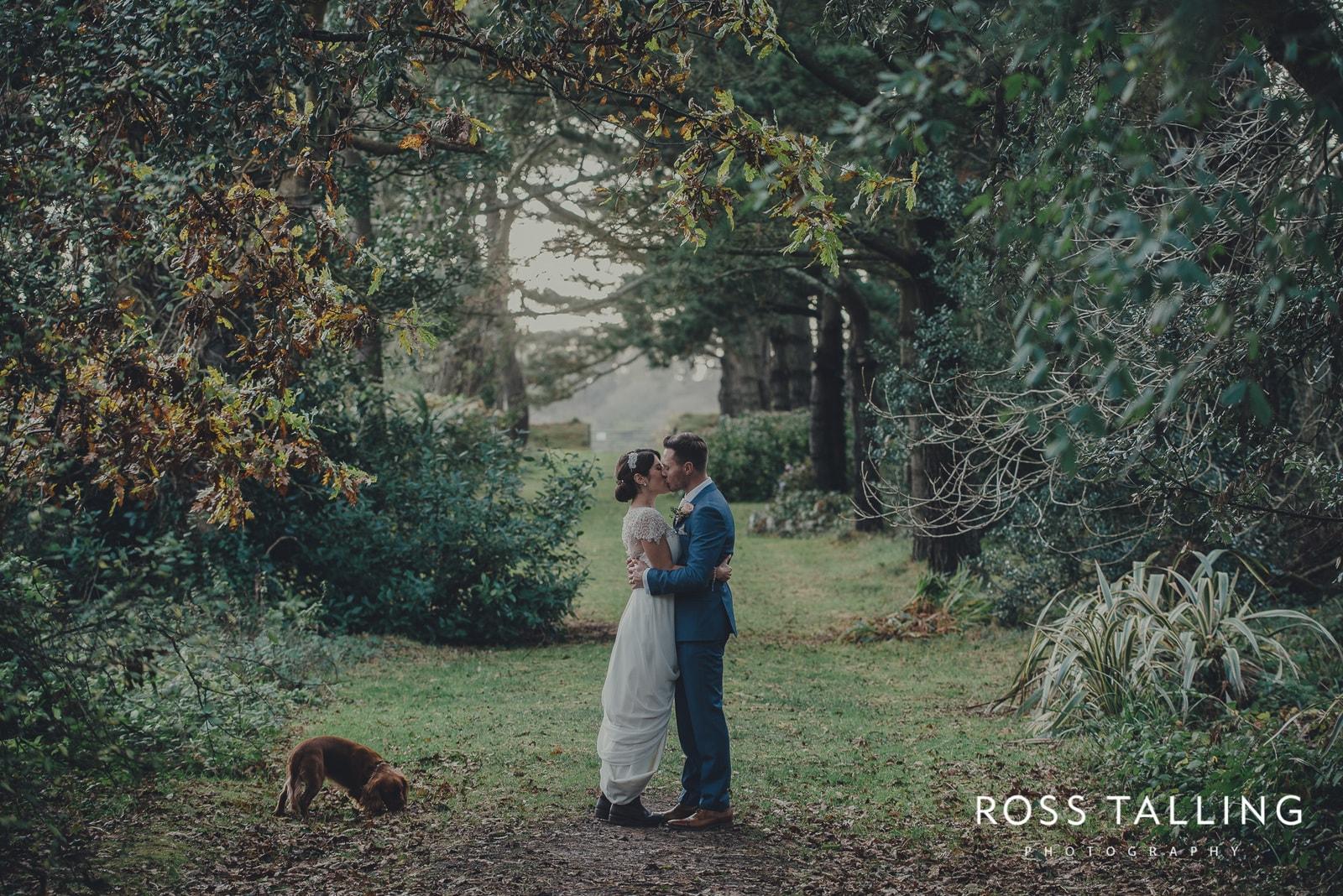 Fowey Hall Wedding Photography Cornwall-123