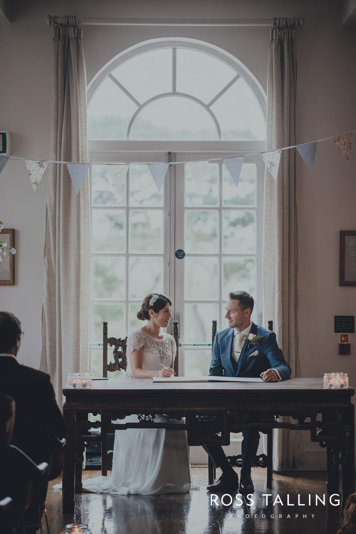 Fowey Hall Wedding Photography Cornwall-79