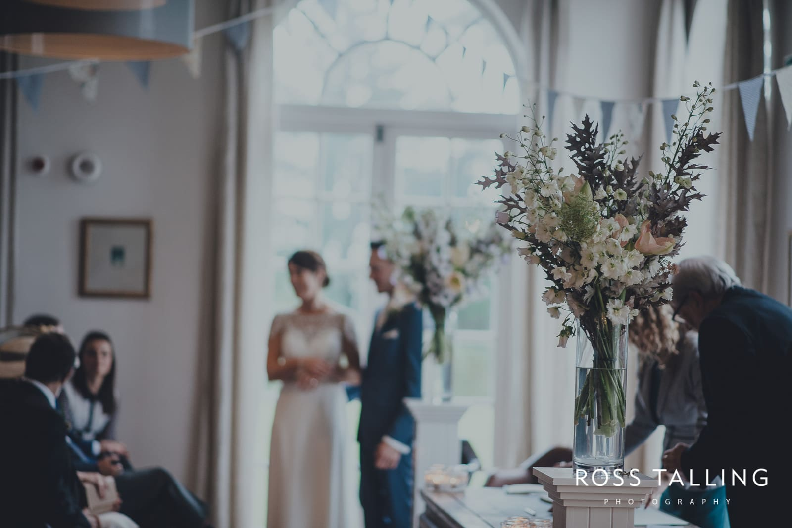 Fowey Hall Wedding Photography Cornwall-77