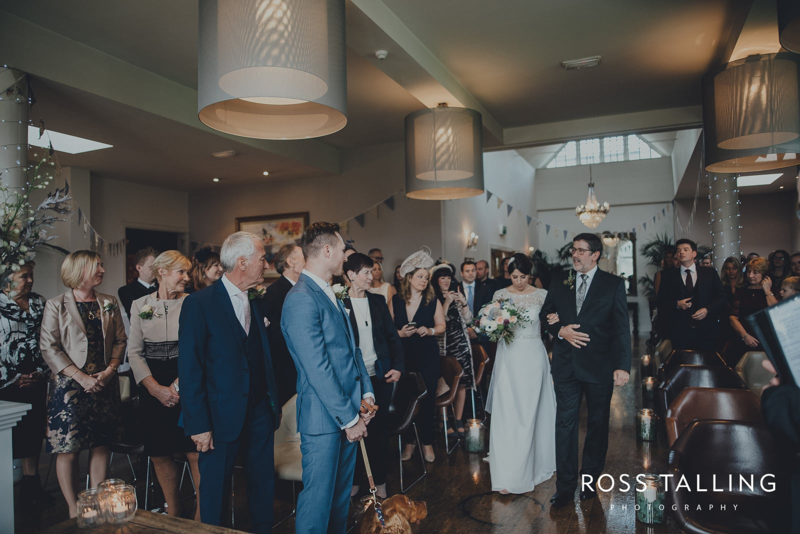 Fowey Hall Wedding Photography Cornwall-45