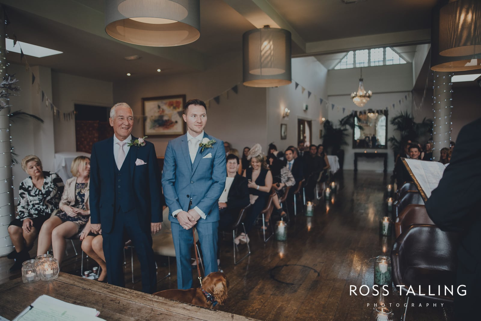 Fowey Hall Wedding Photography Cornwall-43