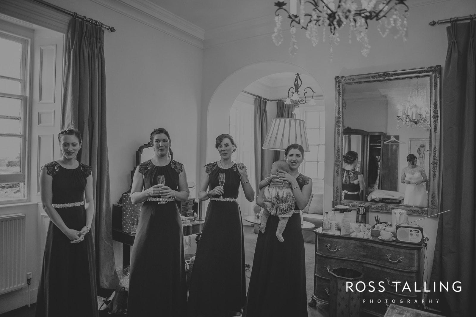 Fowey Hall Wedding Photography Cornwall-27