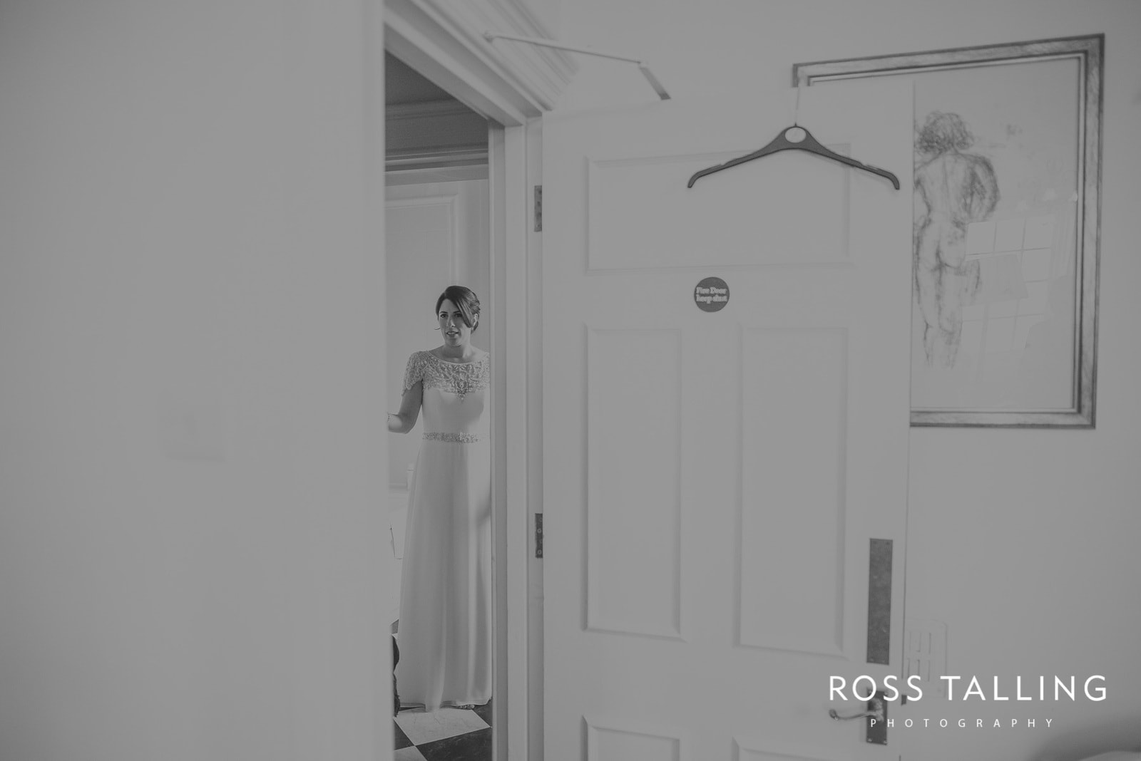 Fowey Hall Wedding Photography Cornwall-25