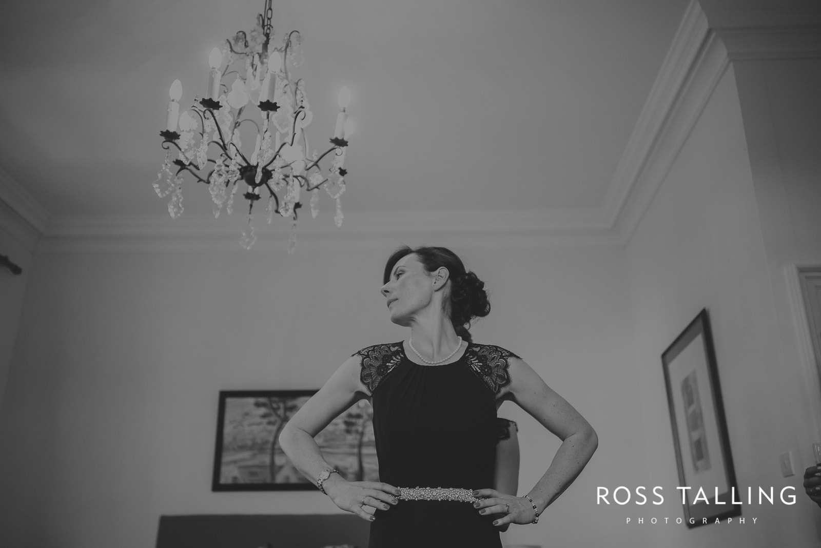 Fowey Hall Wedding Photography Cornwall-18