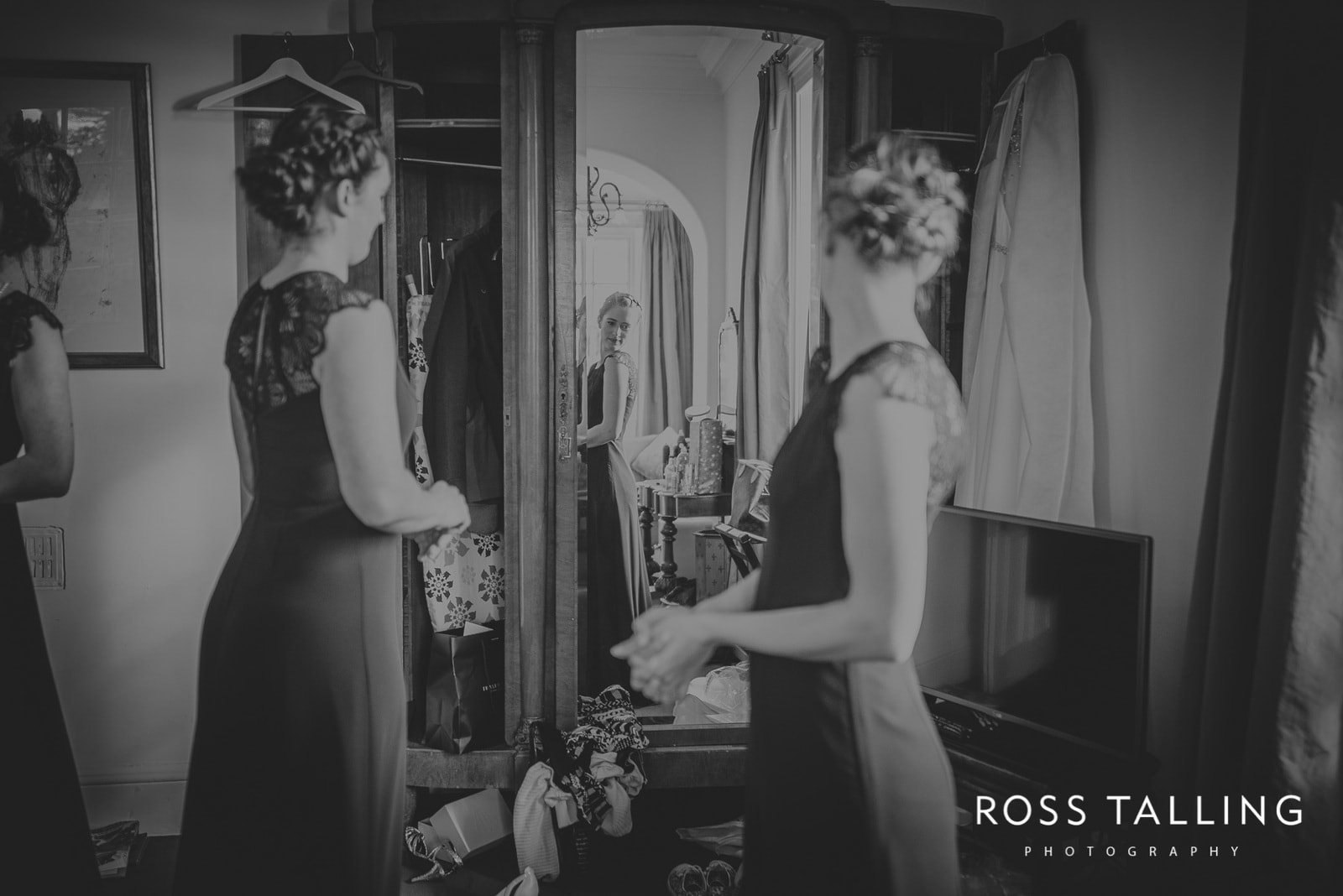 Fowey Hall Wedding Photography Cornwall-5