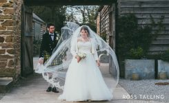 Ben & Hannah's Nancarrow Farm Wedding Photography
