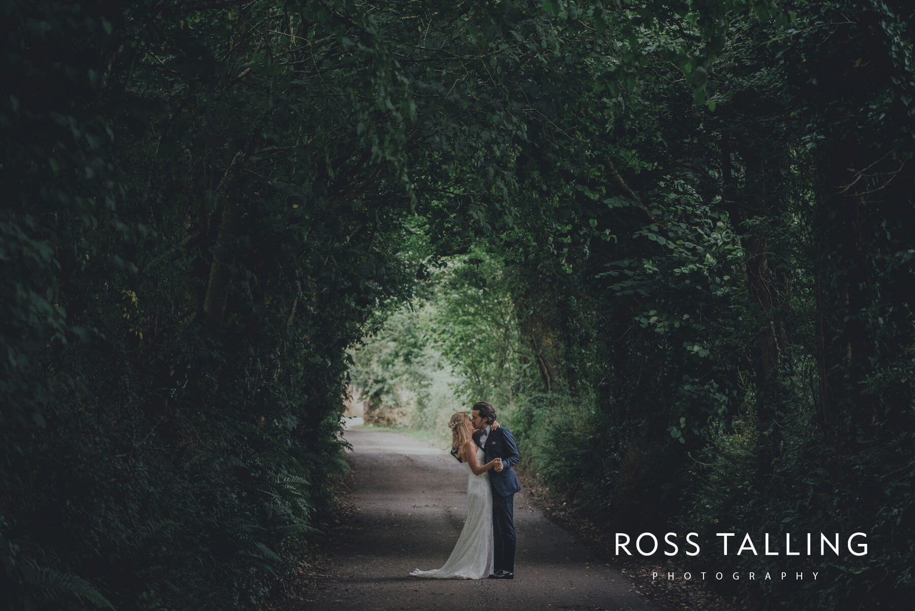 Cornish wedding photography by Ross Talling