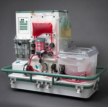 OrganOx metra medical device development