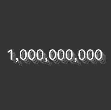 A Billion by 2030