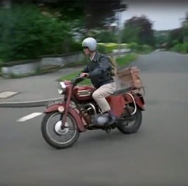 Motorcyclists and emergency healthcare