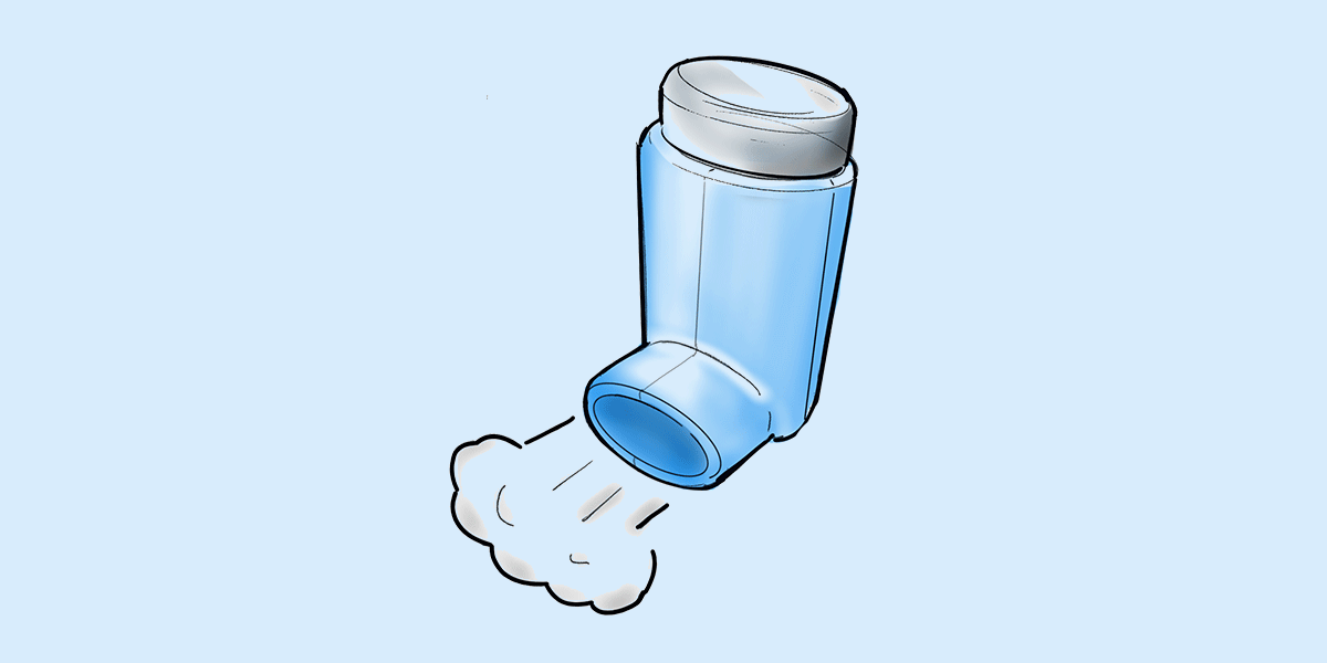 Becoming an inhaler user