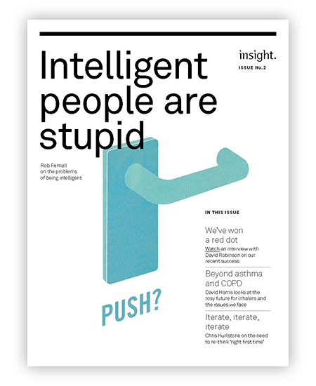 Insight magazine issue 2