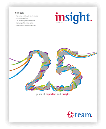 Insight magazine issue 1