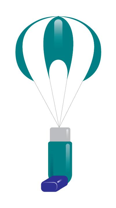 safety-after-launch-parachute-inhaler