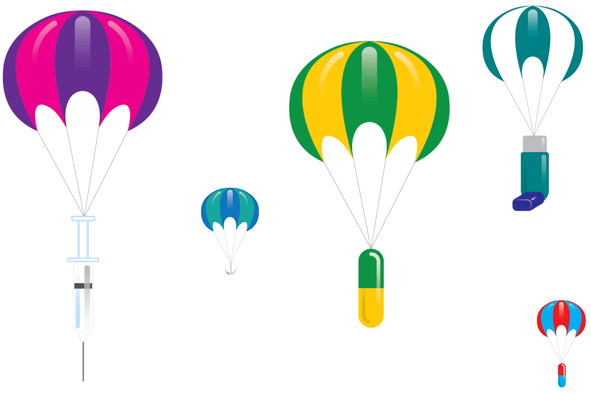 safety-after-launch-parachuting