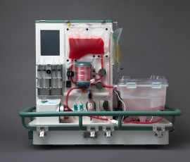 A world-first system that keeps transplant livers alive