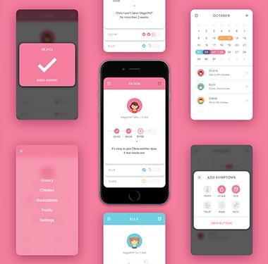 medical device - medication management app