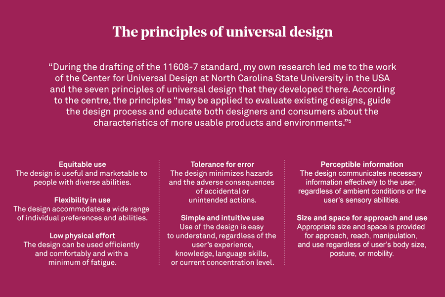 universal design, inclusive design